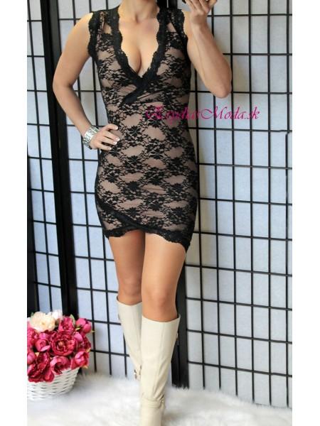 Šaty krajkové Teresa 52663