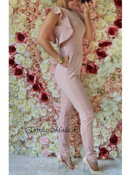 Overal ružový Gloss 21642