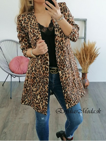 Leopardie sako Chiaretta II 3646