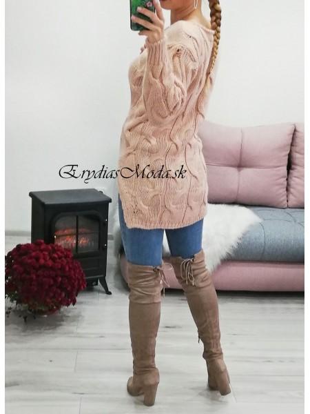 Asymetrický pulóver Rouge 5135